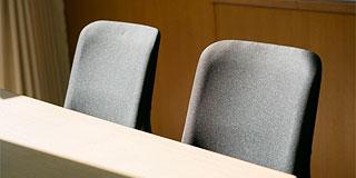 集中できる会議室環境