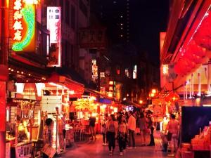 神戸 中華街 南京町