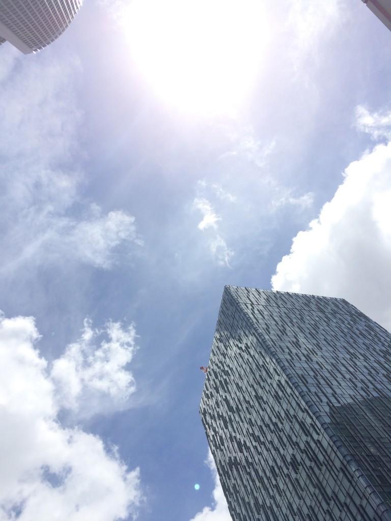 大名古屋ビルヂングとツインタワー