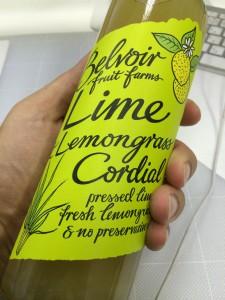 コーディアルライム&レモングラス