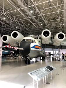 各務原航空宇宙博物館・飛鳥
